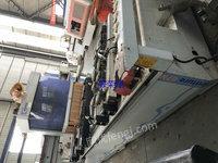 上海森冰出售二手木工机械德国豪迈PTP07M加工中 心