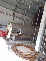供应二手全新两吨热水锅炉