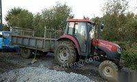 出售二手东方红750发动机4105拖拉机