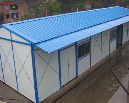 宁波鑫达活动房新建 拆搭 回收。钢结
