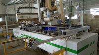 市场库存上海宝山区二手南兴MGK10D高速木材复合加工中 心