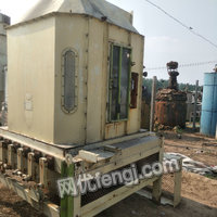 处理饲料厂设备 冷却器、分级筛、不锈钢永磁筒、混合机、粉碎机