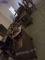 出售口服液罐装线两条,全新安装没用,现在还没拆,上海圣罐产