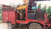 河北沧州出售1台君峰牌收获机械电议或面议