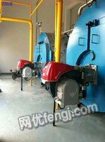 出售二手立卧式燃油燃气锅炉