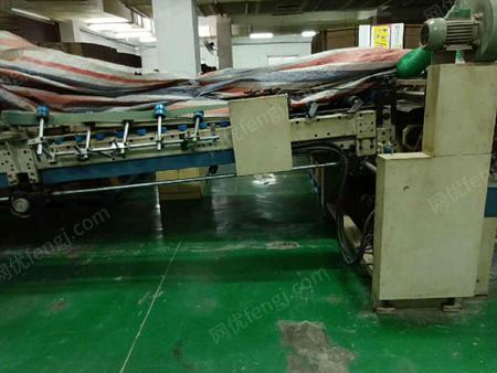 出售二手2009年玉田瑞通HX-2200,二手粘箱机,二手糊箱机
