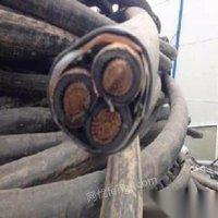 高价回收废旧金属 铜铁铝 电线电缆 厂房拆除等物资