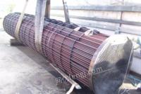 长期回收二手换热器冷却器空冷器等设备
