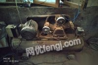 出售二手有空压机,木工设备,电焊机等设备