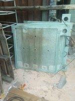 高价回收绿色压滤板。