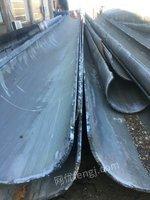 出售镀锌电杆一车,大约40吨左右,长7米左右,厚14-18