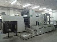 北京海淀区出售1台1040双面二手单色胶印机