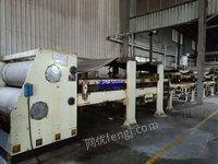 浙江金华出售1套1800二手瓦楞纸板生产线电议或面议