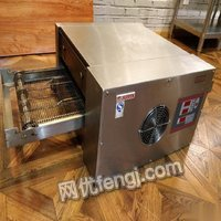 热风循环烤箱 商用披萨热风炉 披萨烤箱 履带式燃气烤