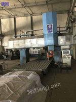 出售2013年底产北京一机生产的数控龙门镗铣床