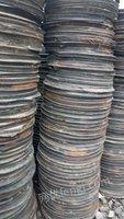 长期出售24目轮胎胶粉,口圈,钢丝