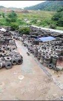 高价回收废旧轮胎、旧轮胎、工程胎、海绵胎、货车胎