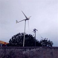 内蒙古鄂尔多斯出售10台sc-3000w二手风力发电设备