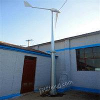 陕西安康出售100台sc-5000w二手风力发电机设备