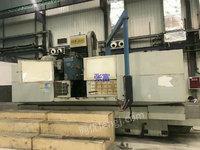 辽宁北京第一机床厂xha7310立式加工中心出售