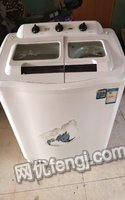 二手全自动三洋洗衣机 双杠洗衣机澳柯玛8.5公斤