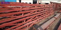 江西宜春出售4台上包下花龙门吊  10吨跨度18米  无悬臂,有效高度7.45米