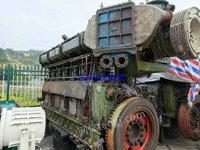 现货库存现货宁动6300(2000马力)配杭州前进4245(2:1)齿轮箱一套