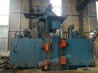 现货出售江苏大丰产1220钢结构通过式抛丸机