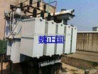 高价回收各种型号废旧变压器
