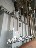 山西运城出售1台25000二手电炉变压器