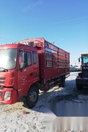 出售闲置二手六米八 货车9.8万元