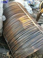 现货出售20多吨82B钢丝,货在潍坊