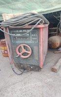 处理库存二手50电焊机,8台