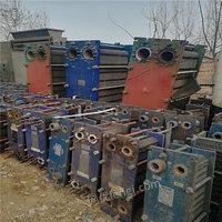 出售闲置二手进口 板式换热器 15-200平方 板式换热器