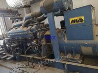 出售三菱MGS二手800KW柴油发电机