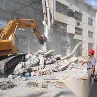 拆除房屋-大烟囱水塔及大型建筑物构筑物