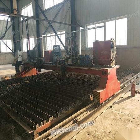厂家转让9成新6*14米数控龙门切割机1台及跨度12米的10吨龙门吊1台