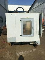 出售杭州大天30数控銑床转让、三硬轨、40主轴
