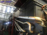 出售全套二手25噸生物質蒸汽鍋爐