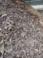 出售水洗钢渣铁,现货200吨,货在徐州,每天生产100吨,价格1530