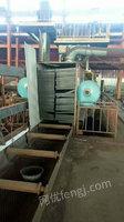 出售沧州12年产开泰牌QH698钢结构通过式抛丸机