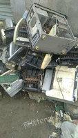 专业回收废旧物资,报废设备