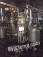 江苏无锡出售5台印染厂二手设备电议或面议