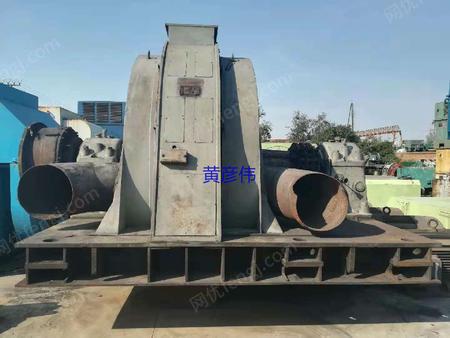 出售二手轧钢电机YR2150-12/3200KW.10KV兰州电机一台