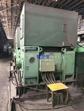 现货出售6台二手上海直流电机Z710-820,1600KW