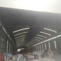 回收专业拆迁厂房、工棚、活动板房、废铁