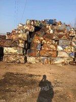 出售彩钢瓦压块现货500吨