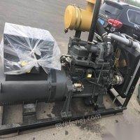 吉林便宜处理一台潍柴100千瓦二手柴油发电组,