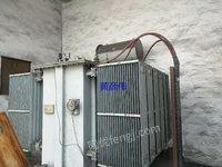出售二手整流变压器5500KVA 10KV变630V铜芯变压器一台