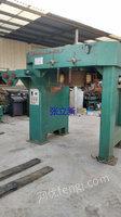 河北沧州出售2台600二手倒立式拉丝机